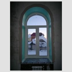 Фото окон от компании РУСОКНО